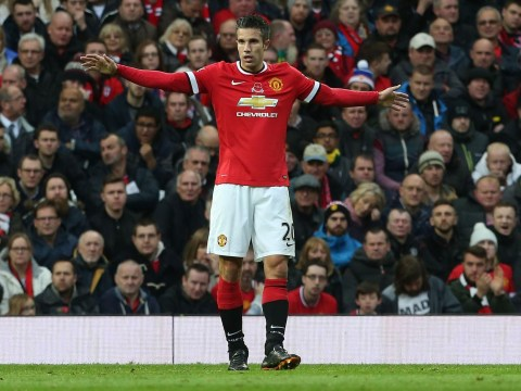 Manchester United's Robin van Persie 'becomes transfer target for Inter Milan'