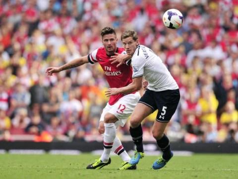 Jan Vertonghen trolls Arsenal with tweet following Anderlecht equaliser
