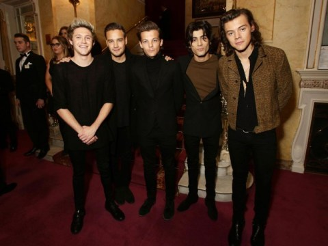 EXCLUSIVE One Direction think it's time to grow up