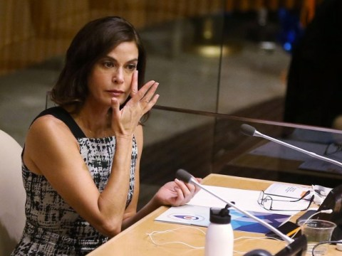 Teri Hatcher reveals sexual abuse ordeal during emotional UN speech