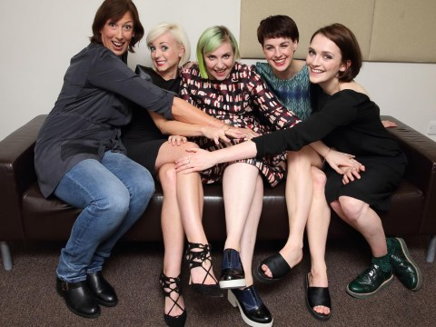 Girls star Lena Dunham is a fan of Call The Midwife and its 'explicit' birth scenes