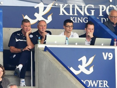 Should Nigel Pearson come down from the stands to the dugout to lead Leicester City?