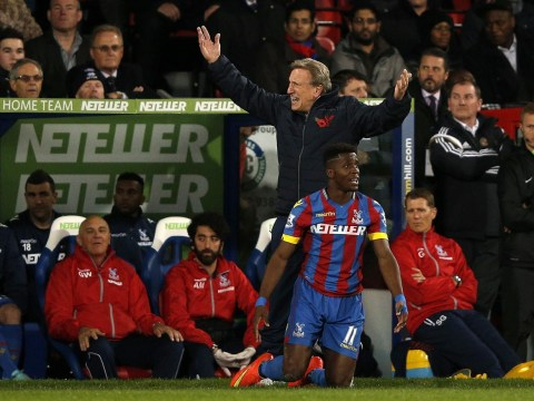 Crystal Palace can shock Manchester United if they play the right way, even without Wilfried Zaha