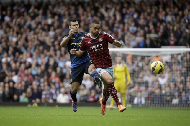 Arsenal and Manchester United handed MAJOR transfer boost with West Ham ready to sell Winston Reid in January
