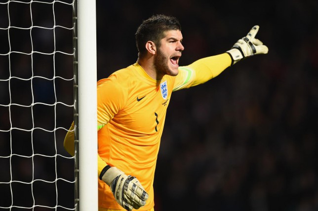 Fraser Forster wins battle of former Norwich City stars as England beat Scotland