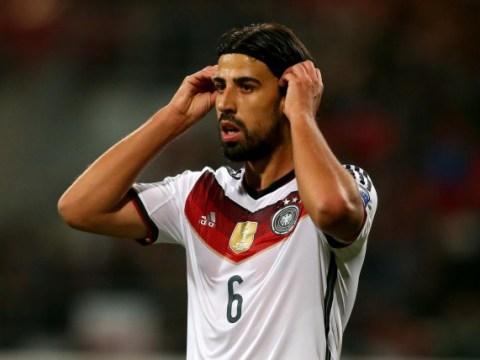 Arsenal and Chelsea remain on alert as Bayern Munich deny Sami Khedira transfer deal