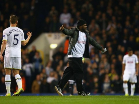 THREE pitch invaders throw Tottenham's Europa League clash with Partizan Belgrade into doubt