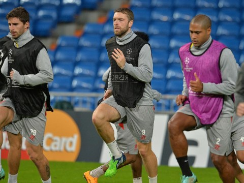 Liverpool ready to surrender to Real Madrid by fielding Rickie Lambert, Kolo Toure and Lucas Leiva in starting XI