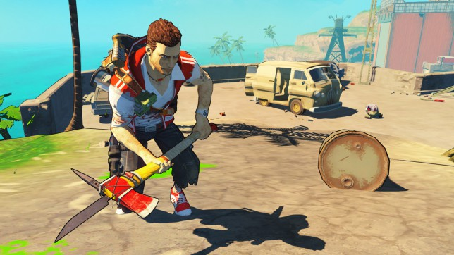 Escape Dead Island (360) - or ideally don't go there at all