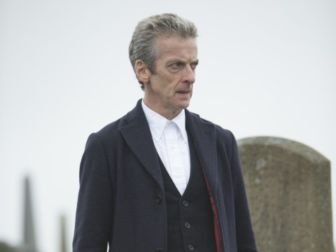 7 things we learned from Peter Capaldi's first Doctor Who convention