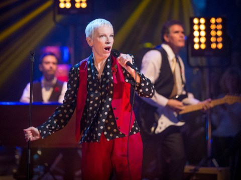 Strictly Come Dancing 2014 results: Annie Lennox performs I Put A Spell On You