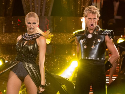 Strictly Come Dancing 2014: Simon Webbe and Pixie Lott make Blackpool rock with tens from Len Goodman