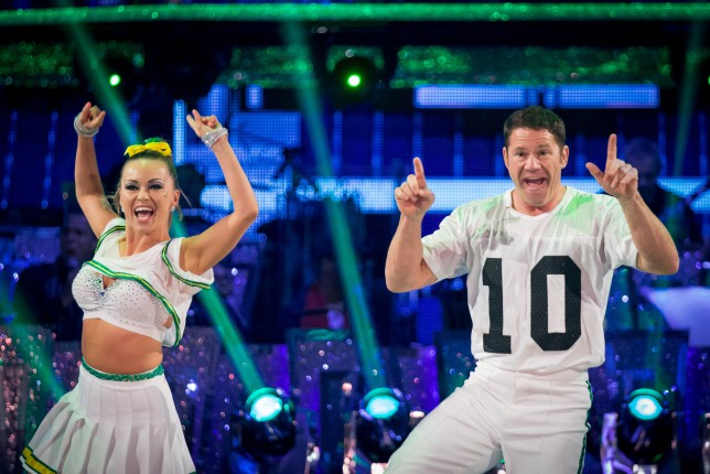 Strictly Come Dancing's Steve Backshall wants to silence the jive talking
