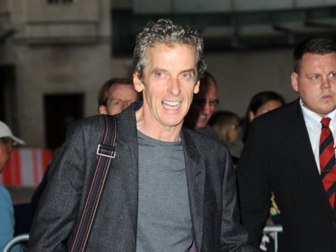 Doctor Who: Peter Capaldi removed 'weepy' scenes in series 8
