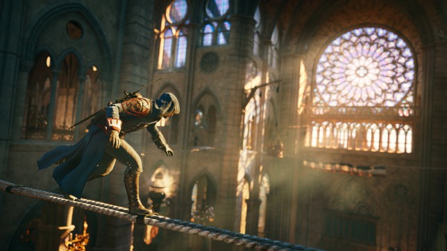 Assassin's Creed Unity (XO) - it looks great in screenshots