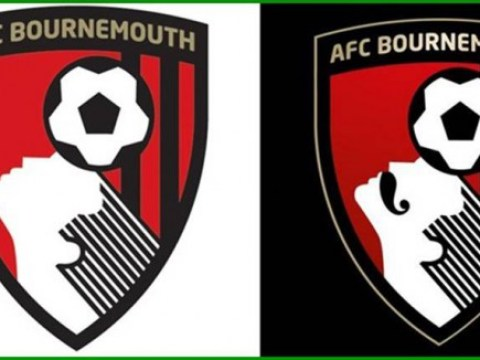 Bournemouth show their class after brilliantly changing club crest to support Movember challenge