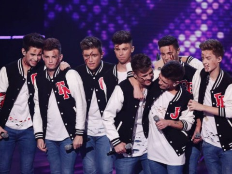 The X Factor 2014 live shows: Simon Cowell 'planning to split Stereo Kicks in to rival groups'