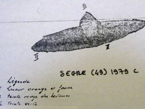 France has a state-run UFO department