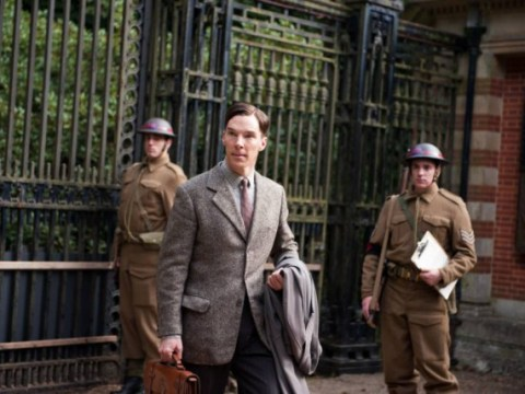 Benedict Cumberbatch is actually related to Alan Turing…