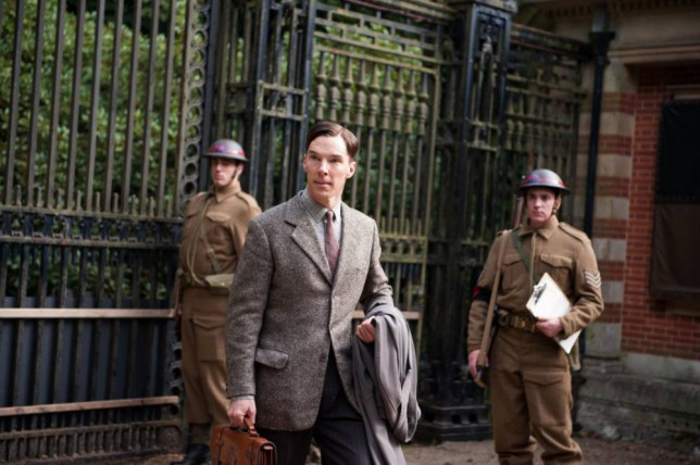 Benedict Cumberbatch, Alan Turing, The Generation Game