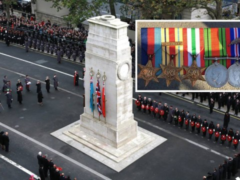 Internet appeal tracks down owner of WWII medals left at the Cenotaph
