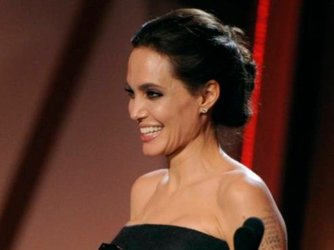 'Ay up me duck': Angelina Jolie attempted a Derby accent and it was pretty cringe