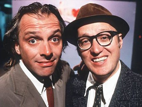 Why Bottom was top among great British comedies