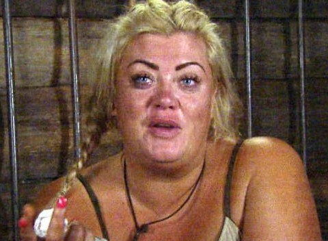 Gemma Collins vows to lose 3st in the I'm A Celebrity jungle