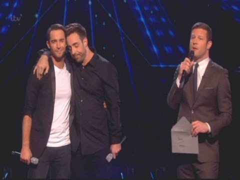 EXCLUSIVE X Factor 2014's Jay James: 'Mel B and the public made the right choice to keep Stevi Ritchie'