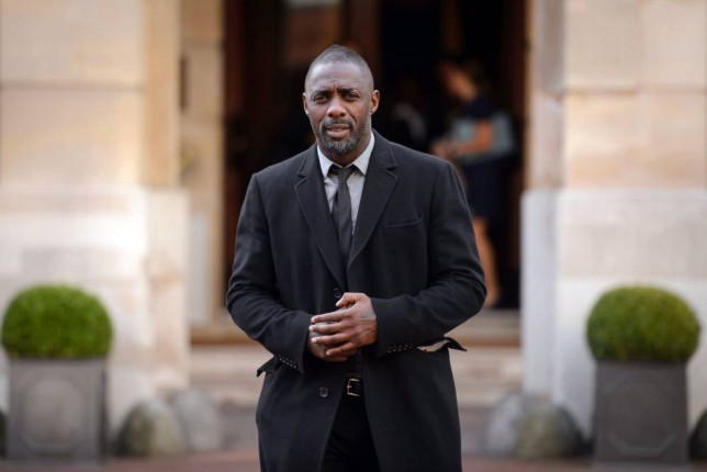 Embargoed to 0001 Tuesday November 18 File photo dated 02/10/14 of actor Idris Elba as he says that he is determined to reprise his Luther TV role. PRESS ASSOCIATION Photo. Issue date: Tuesday November 18, 2014. The BBC crime drama ended after three series last year. Asked about rumours of a Luther film in the works, Elba, who recently played Nelson Mandela in the film about the late South African president, told Radio Times magazine: I am desperately trying to make that happen. See PA story SHOWBIZ Luther. Photo credit should read: Leon Neal/PA Wire