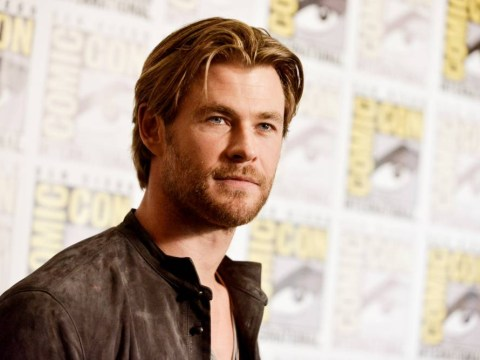 Thooooor! Chris Hemsworth more than deserves his sexiest man alive title