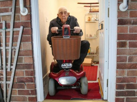 OAP left housebound after he says council refused to fit a ramp on his front steps