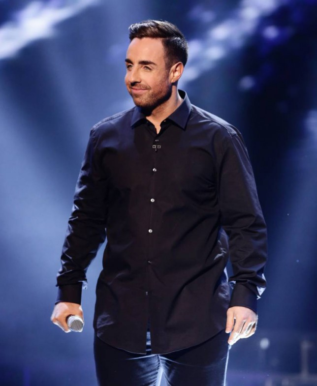 *** MANDATORY BYLINE TO READ: Syco / Thames / Corbis ***<BR /> Stevi Ritchie is seen performing on stage at the X Factor live show in London. Credit: Dymond/Syco/Thames/Corbis <P> Pictured: Stevi Ritchie <B>Ref: SPL897225  231114  </B><BR /> Picture by: Dymond / Syco / Thames / Corbis<BR /> </P>