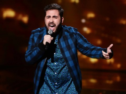 X Factor bosses 'worried sulky Andrea Faustini will buckle under the pressure' as final looms