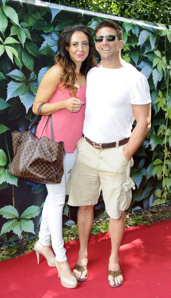 Alex Reid is off the market after proposing to girlfriend Nikki Menashe