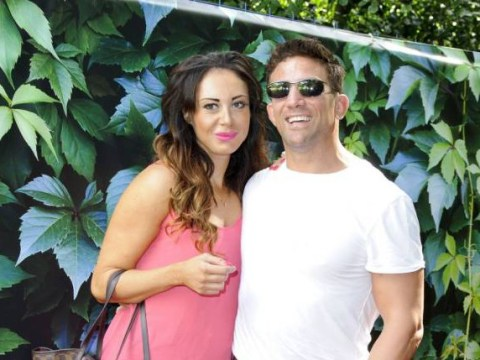 Alex Reid is off the market after proposing to girlfriend Nikki Menashe
