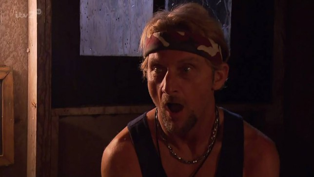 The I'm A Celebrity 2014 bromance is OVER: Foggy tells Jimmy Bullard to 'man up'