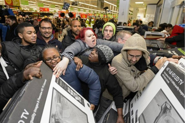 Black Friday 2015 Uk Deals Already Offered By Amazon Argos And Littlewoods Metro News
