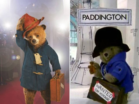 Here's how the Paddington characters used to look before their big-screen transformation
