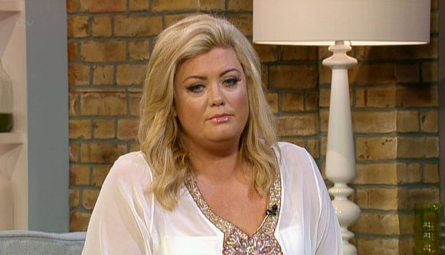 "****Ruckas Videograbs****  (01322) 861777 *IMPORTANT* Please credit ITV for this picture. 28/11/14 This Morning- ITV1 Grabs from this morning's show which saw Gemma Collins being interviewed by Eamonn Holmes and Ruth Langsford, where she spoke about her decision to quit 'I'm A Celebrity Get me Out Of Here' after only 72 hours. The TOWIE star said she had a ""horrific ordeal' 24 hours before flying to Australia which she can't talk about as there is an on-going police investigation, and she said she shouldn't have got on the plane to take part in the show. Collins also said she was only paid a percentage of her appearance fee and that she is donating that to charity. Office  (UK)  : 01322 861777 Mobile (UK)  : 07742 164 106 **IMPORTANT - PLEASE READ** The video grabs supplied by Ruckas Pictures always remain the copyright of the programme makers, we provide a service to purely capture and supply the images to the client, securing the copyright of the images will always remain the responsibility of the publisher at all times. Standard terms, conditions & minimum fees apply to our videograbs unless varied by agreement prior to publication."