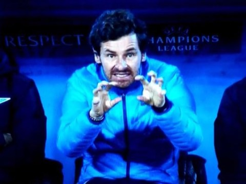Andre Villas-Boas gives weirdest tactical advice during Zenit St Petersburg's Champions League loss