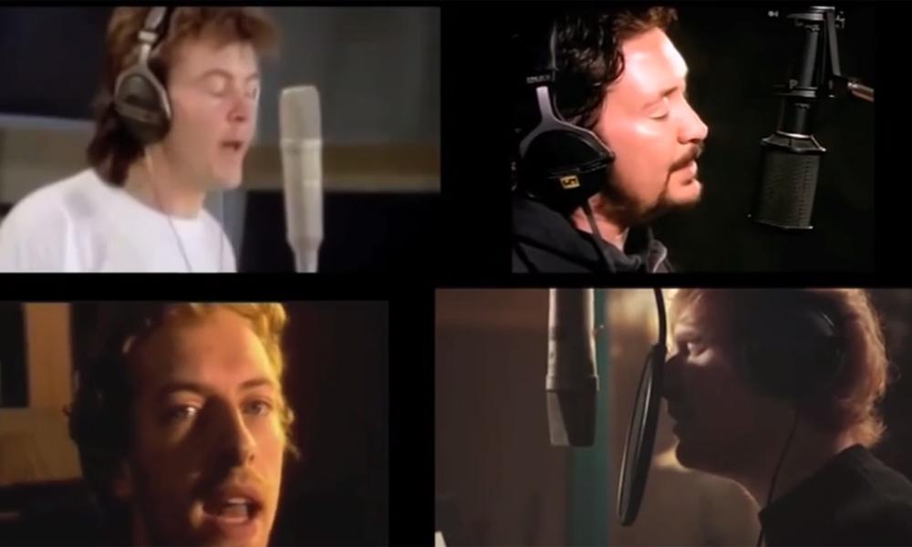 Band Aid recut video