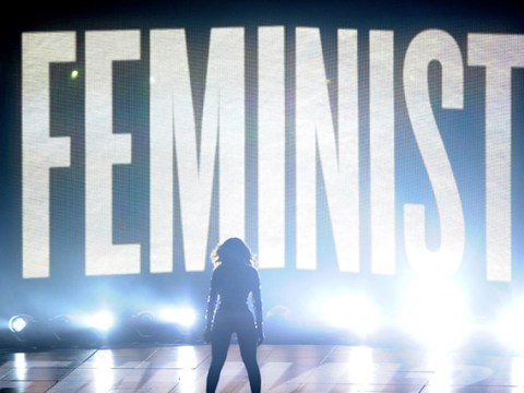 'Feminist' is winning the Time magazine poll of Words to Ban with 45% of the vote