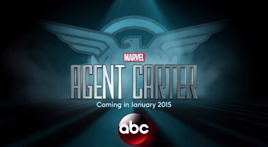 Marvel Agent carter starring Hayley Atwell