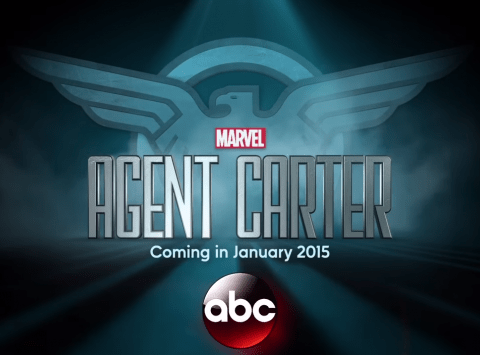 Air date and first look at Marvel's new series Agent Carter – and why it's going to kick butt