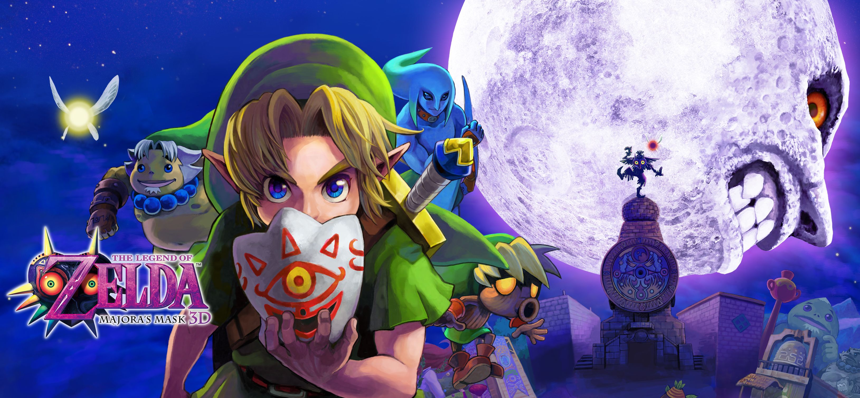Majora's Mask release date and Fire Emblem – everything from Nintendo Direct