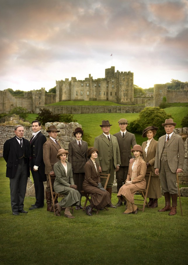 Downton Abbey, Downton Abbey Christmas special, Downton Abbey special 2014