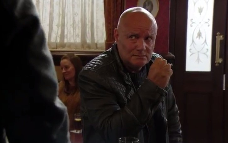 EastEnders Shocks as Shirley's secret revealed: Dean meets his real dad!