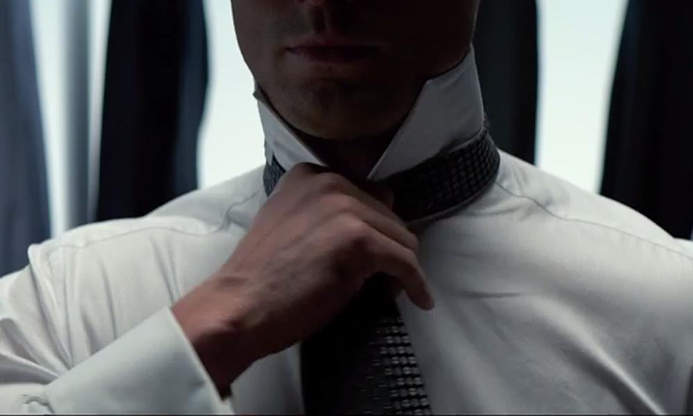50 Shades of Grey movie: Jamie Dornan gets suited up in tantalising teaser ahead of new trailer release