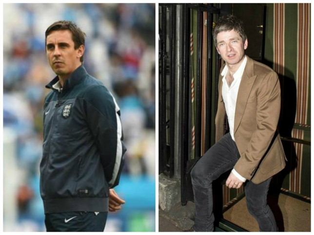 G Nev and Gallagher